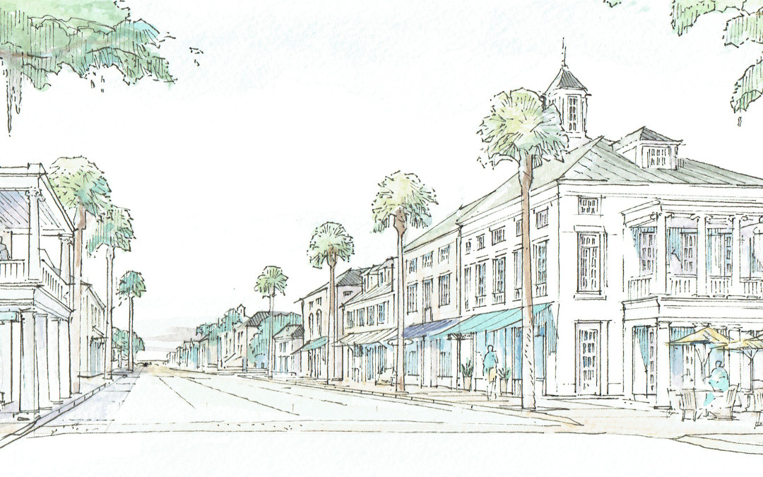 Main Street Beaufort, South Carolina